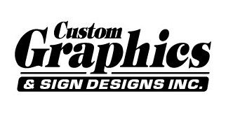 Custom Graphics & Sign Designs, inc.